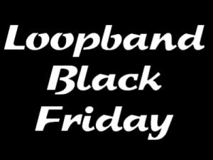 Loopband Black Friday